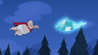 Episode 9: Captain Underpants and the Ghastly Danger of the Ghost Dentist